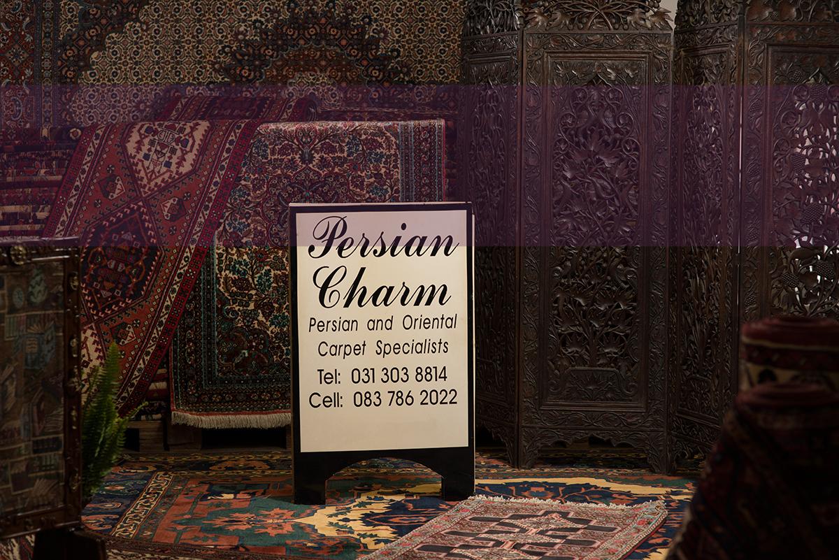 Persian Charm